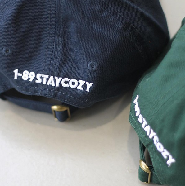 COZY VACANCY SPORT CAP