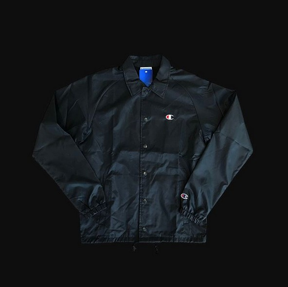CHAMPION CHAMPION COACHES JACKET