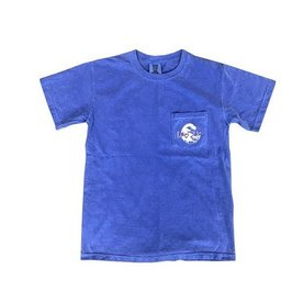 COZY BY MUSH COZY WAVES 2.0 POCKET TEE
