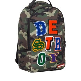 SPRAYGROUND SPRAYGROUND DESTROY BACKPACK