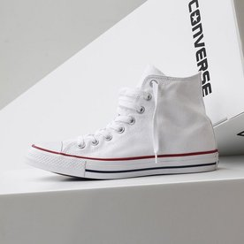 CONVERSE CHUCK TAYLOR ALL STAR HI - WHITE