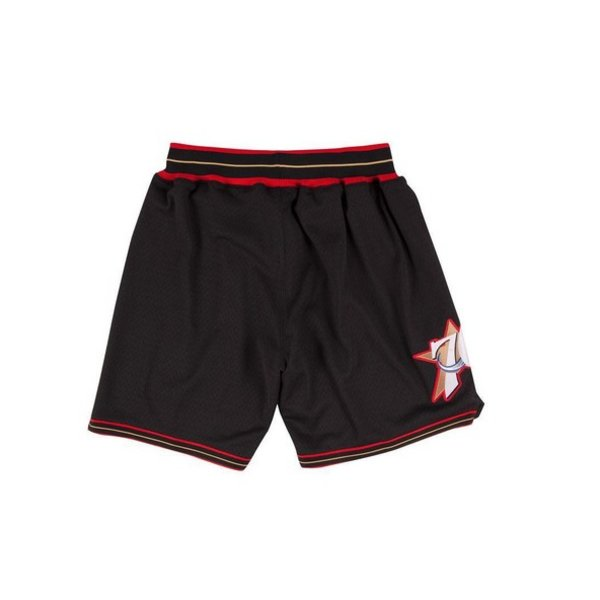 MITCHELL & NESS 76'ERS AUTHENTIC SHORTS