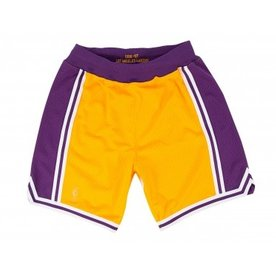 MITCHELL & NESS LAKERS AUTHENTIC SHORTS