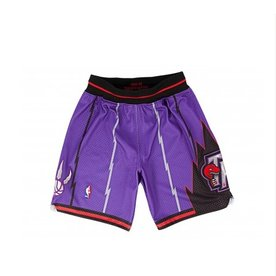 MITCHELL & NESS TORONTO RAPTORS AUTHENTIC SHORTS
