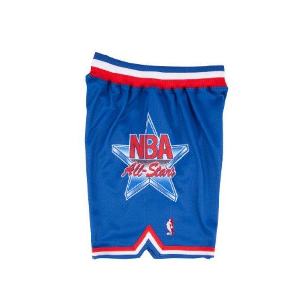 MITCHELL & NESS ALLSTAR 1993 BLUE AUTHENTIC NBA SHORTS