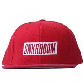 SNKRROOM SR BOX LOGO SNAPBACK