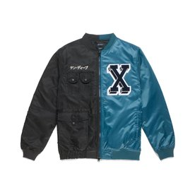 10 DEEP 10 DEEP / CULTURE CLASH VARSITY JACKET