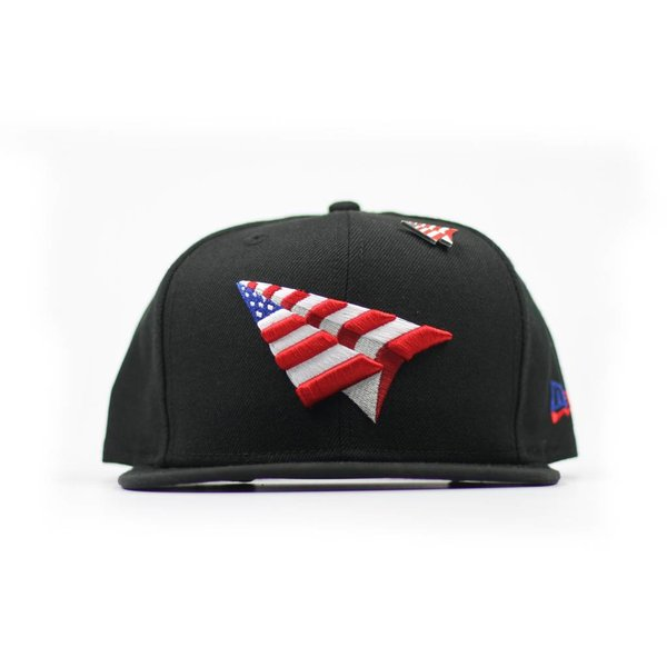 ROC NATION PAPER PLANES  - 9 FIFTY SNAPBACK