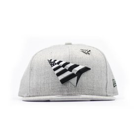 ROC NATION PAPER PLANE - 9 FIFTY REGULAR FIT SNAPBACK