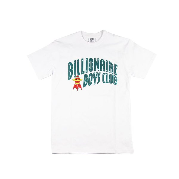 BILLIONAIRE BOYS CLUB BBC ARCH ROCKET SS TEE