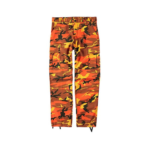 ROTHCO BDU PANT SAVAGE ORANGE