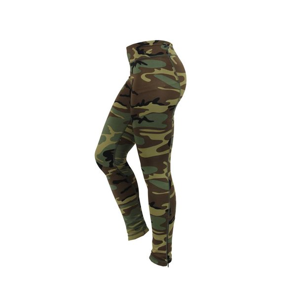 ROTHCO CAMO WORKOUT LEGGINGS