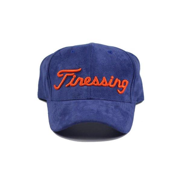 FINESSING - BLUE/ORANGE SUEDE