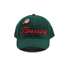 FINESSING - GREEN/RED