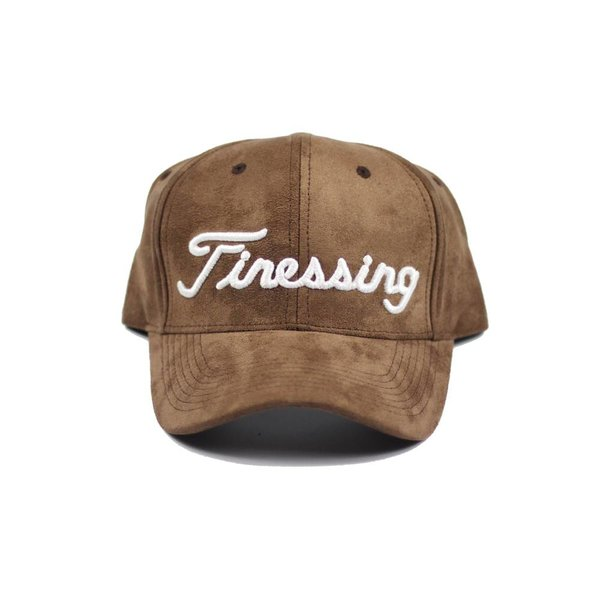 FINESSING - BROWN SUEDE