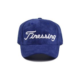 FINESSING - BLUE/WHITE SUEDE