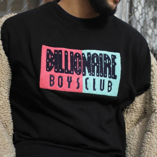 BILLIONAIRE BOYS CLUB BBC CLASSIC CREW