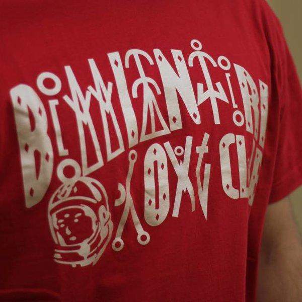 BILLIONAIRE BOYS CLUB BBC SIGNS SS TEE
