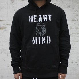 BILLIONAIRE BOYS CLUB PAINTED HEART PULLOVER
