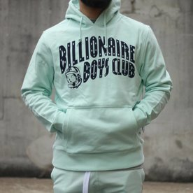 BILLIONAIRE BOYS CLUB ARCH LOGO PULLOVER