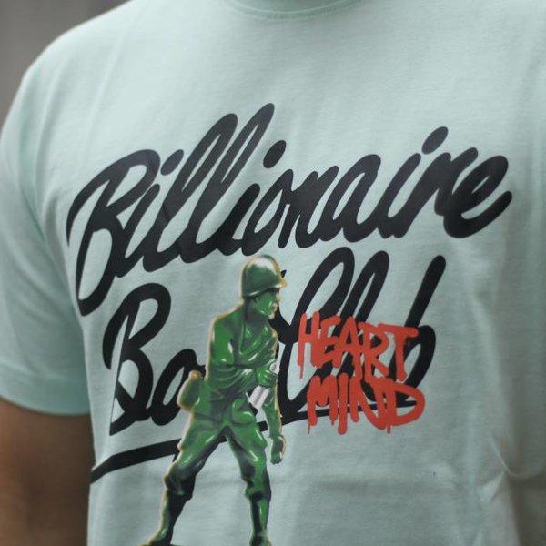 BILLIONAIRE BOYS CLUB ARMY SS TEE