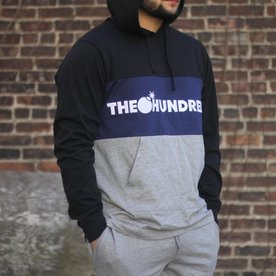 THE HUNDREDS DECK HOODED LS - TSHIRT
