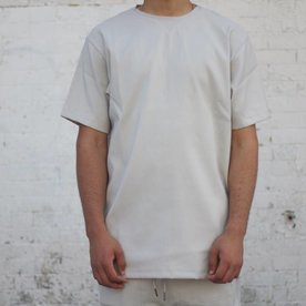 "PUBLISH PUBLISH - DEREON S/S TEE ""GREY"""