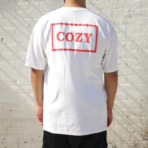 TEAM COZY COZIER BOX TEE
