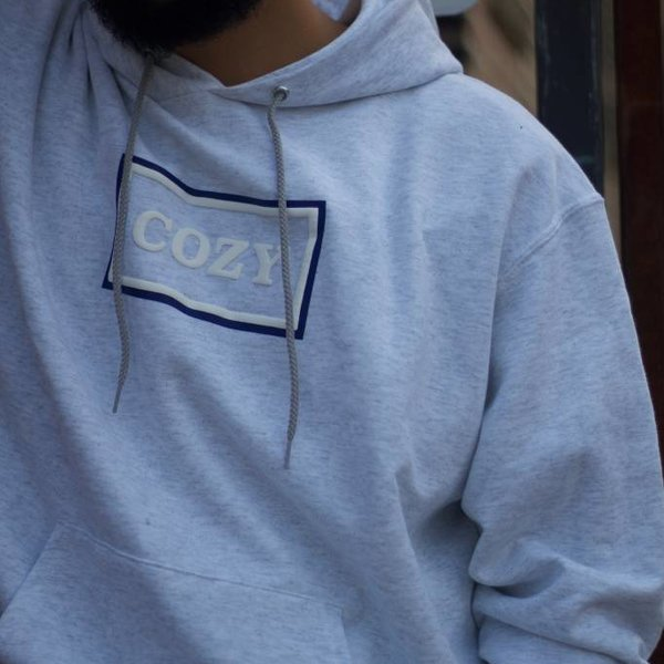 TEAM COZY STACKED HOODIE