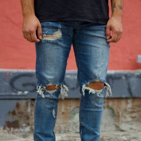 PACIFIC DENIM - STONE WASH