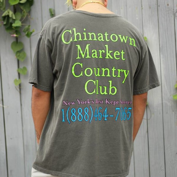 CHINATOWN MARKET COUNTRY CLUB TEE