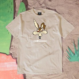 THE HUNDREDS WILE TEE - SAND