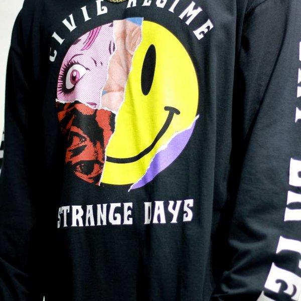 CIVIL REGIME SMILE LS - BLK