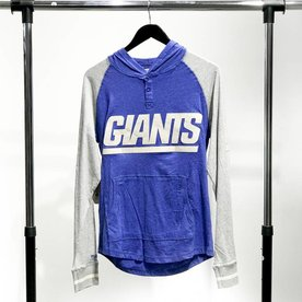 MITCHELL & NESS M&N GIANTS HENLEY