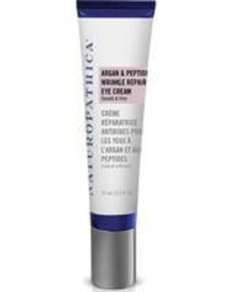 Naturopathica Naturopathica Argan & Peptide Wrinkle Repair Eye Cream Smooth & Firm - 0.5 Fl. Oz.