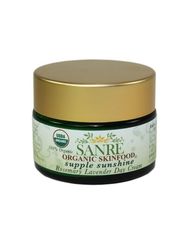 Sanre Organics SanRe Supple Sunshine - Net wt 1.1 oz.