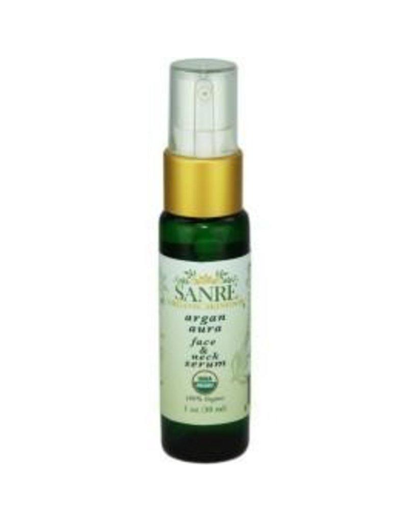 Sanre Organics SanRe Argan Aura - Net wt 1.0 oz.