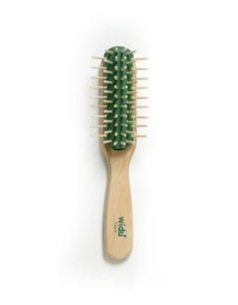 Widu Brushes & Combs Widu Small Removable Head Hair Brush