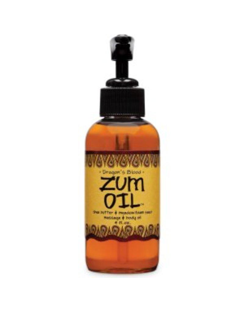 Zum Zum Massage & Body Oil 4 fl oz