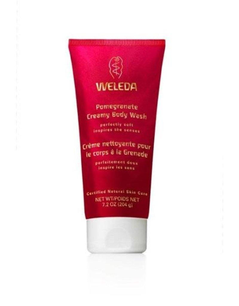 WELEDA WELEDA Pomegranate Creamy Body Wash - Net wt 6.8 fl. oz