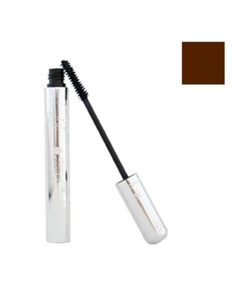 100% Pure 100% Pure FRUIT PIGMENTED MASCARA Dark Chocolate - Black Brown - Net wt. 0.24oz / 7g