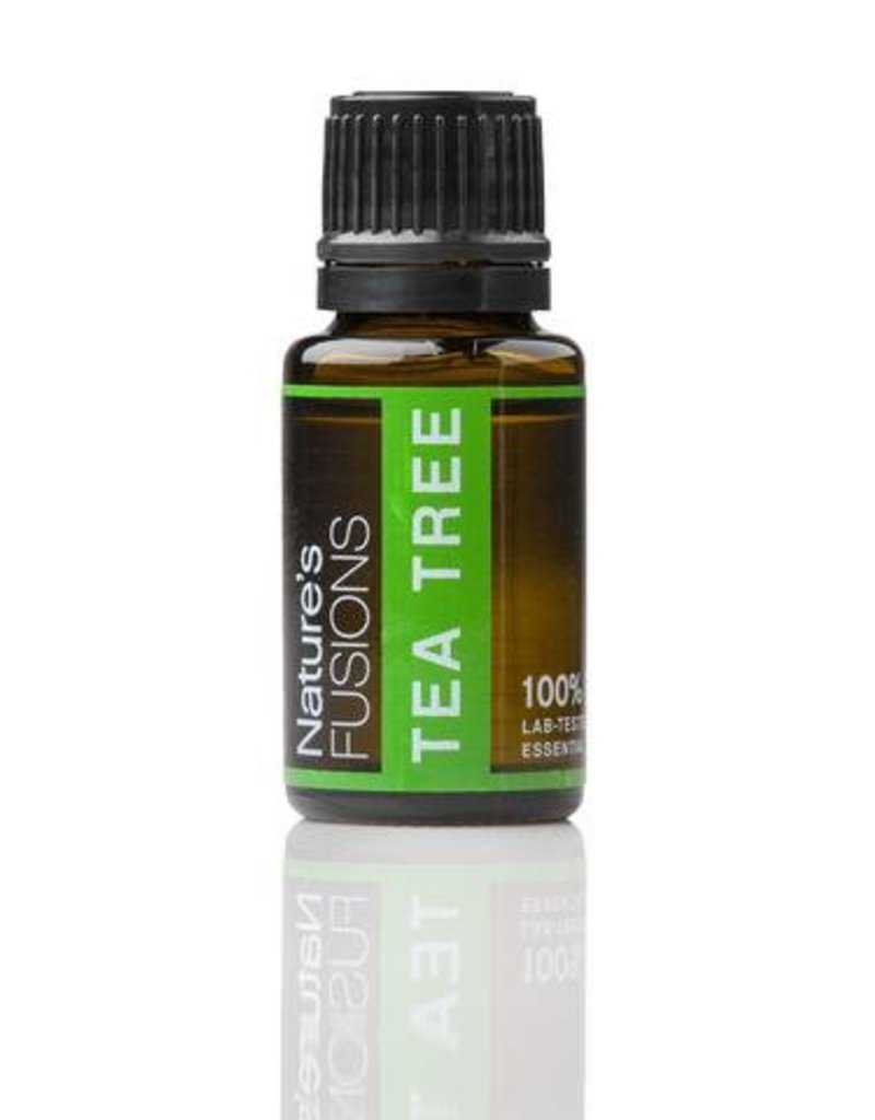 Nature's Fusions Nature's Fusions 100% Pure, Therapeutic Essential Oil Tea Tree 15ml