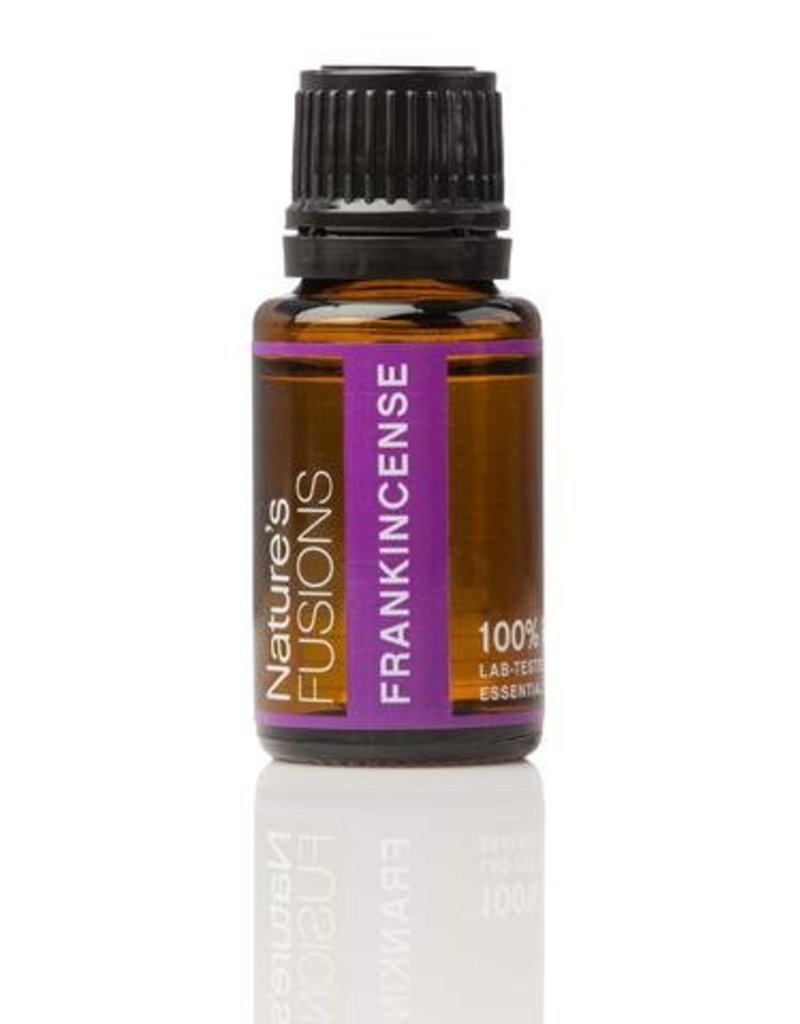 Nature's Fusions Nature's Fusions 100% Pure, Therapeutic Essential Oil Frankincense 5ml
