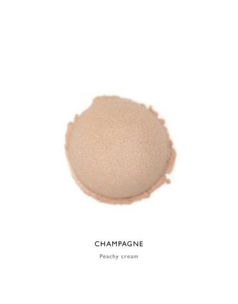 Alima Pure Alima Pure Pearluster Eyeshadow Champagne (Delicate peachy cream)