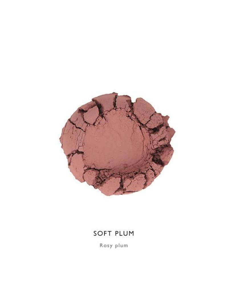 Alima Pure Alima Pure Satin Matte Blush Soft Plum (Medium - light skin)