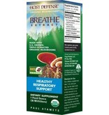 Host Defense Host Defense Organic Mushroom Dietary Supplement - Breathe Healthy Respiratory Support Extract - 1 fl. oz.