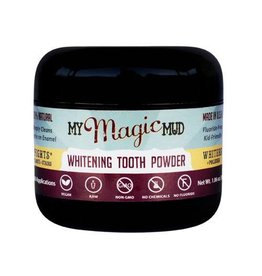 My Magic Mud My Magic Mud Whitening Tooth Powder