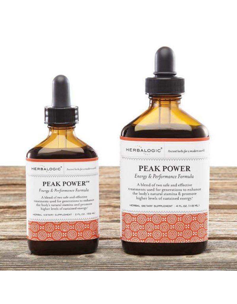 Herbalogic - Natural Herb Drops - Peak Power