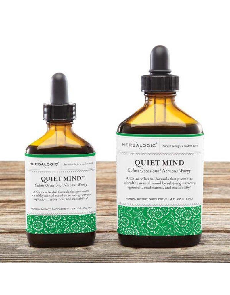 Herbalogic - Natural Herb Drops - Quiet Mind