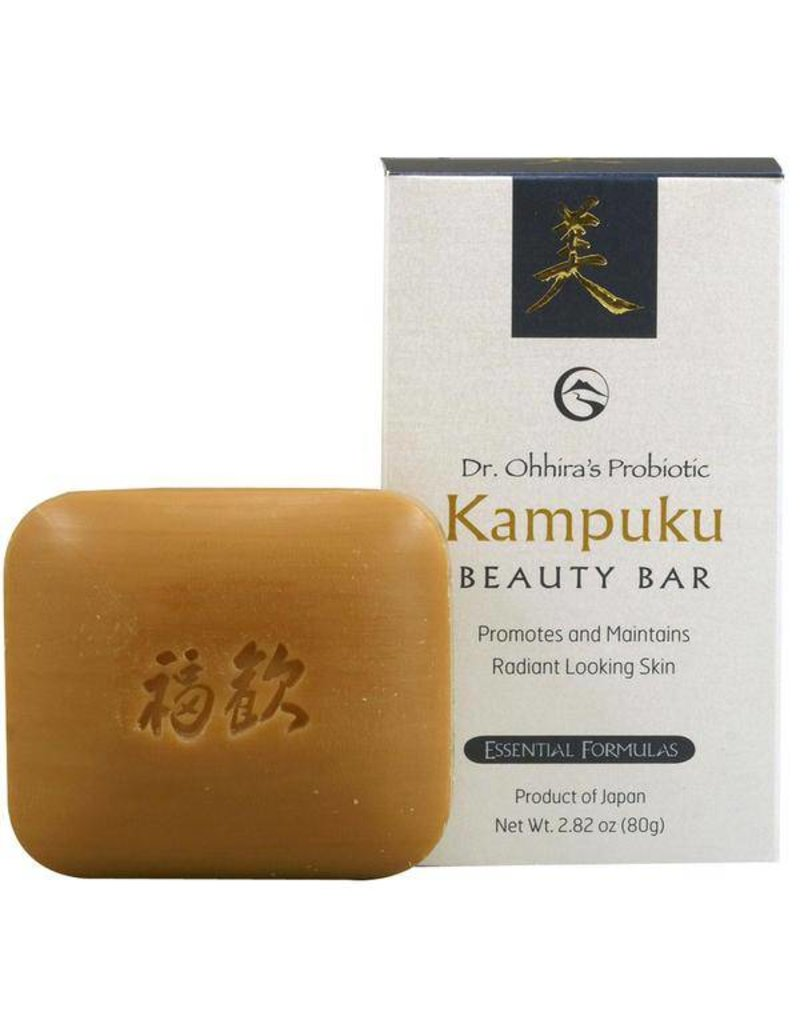 Essential Formulas Dr. Ohhira's Probiotic Kampuku Beauty Bar - 2.82 oz